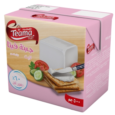 TEAMA WHITE CHEESE LIGHT