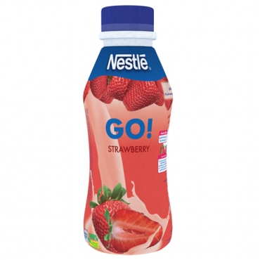 Nestle Go Strawberry
