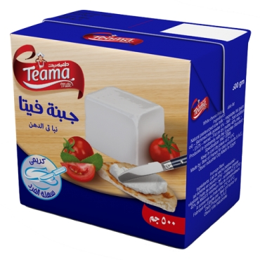 TEAMA WHITE CHEESE FETA