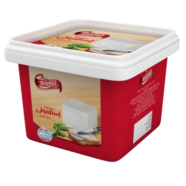 TEAMA WHITE CHEESE ISTANBOLI TUBS