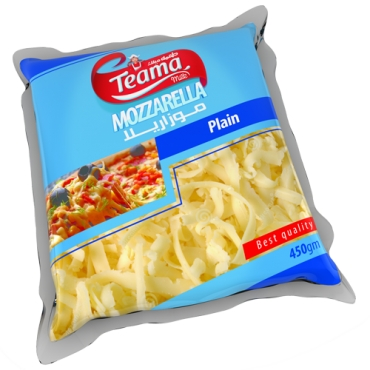 TEAMA SHREDDED MOZZARELLA